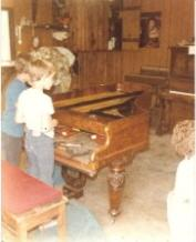 Piano Restoration in Upland, CA