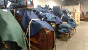 Piano Storage facility